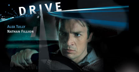 Nathan Fillion in Drive