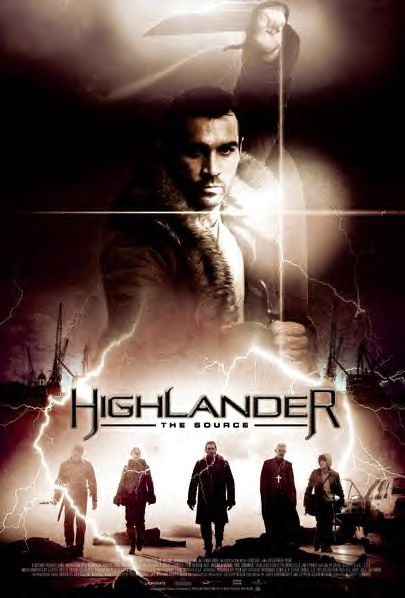 highlander the source